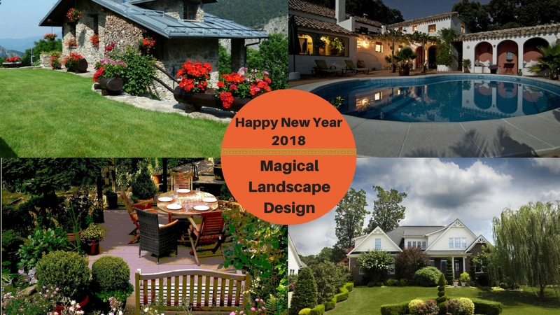 New Year 2018 - Landscape Designs