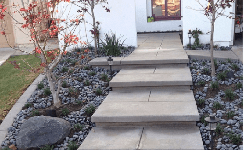 Concrete Paver Ideas